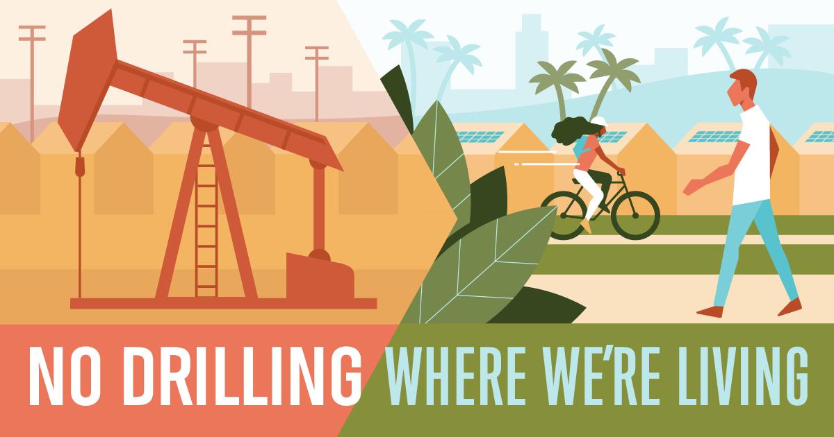 Stop Neighborhood Oil Drilling in LA County